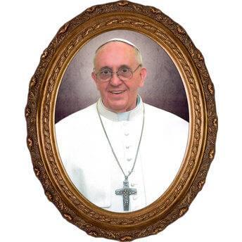 Pope Francis 8x10 Photo Picture Portrait
