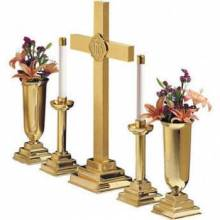 Altar Sets, Altar Crucifixes, and Missal Stands