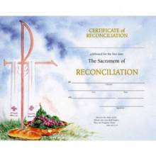 Reconciliation Certificates and Bulletins