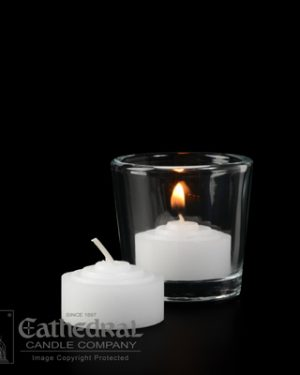 Devotional Candles / Votives / Votive Glasses