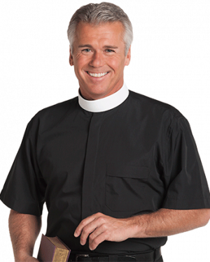Men's Clergy and Deacon Shirts + Accessories