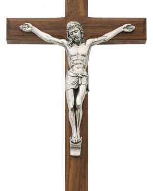 Crosses, Crucifixes, And Sick Call Sets For The Home